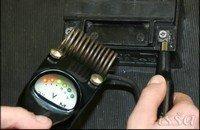 Проверка мото аккумулятора