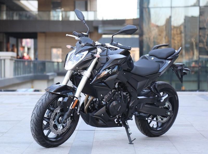 Мотоцикл Loncin HR7 500