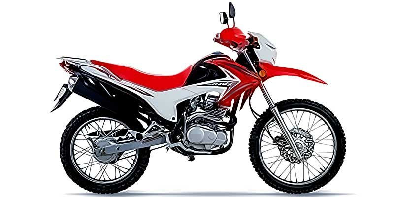Тест мотоцикла Haojin HJ200GY-3 Hawk
