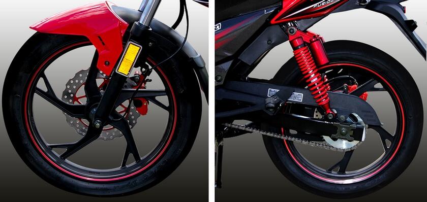 Spark SP200R-27 купить мотоцикл