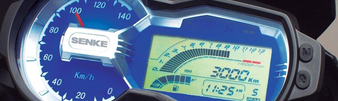 Vee Rubber '17' VRM-163 120/90-17