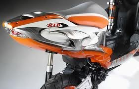 Правила езды на мотоцикле