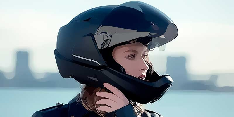 Выбрать и купить шлем для мотоцикла