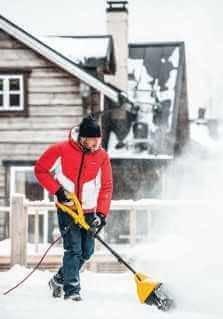 Продажа снегоуборщиков со склада в Одессе с доставкой по Украине