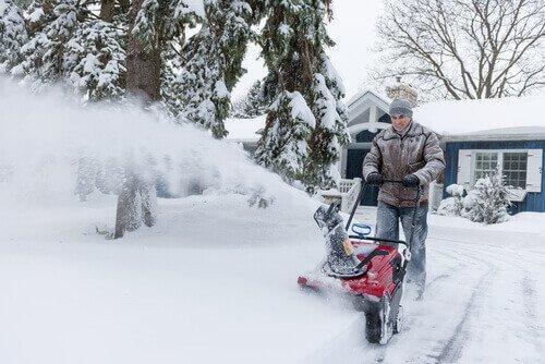 Купить электрический снегоуборщик