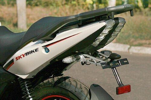 Купить мотоцикл скайбайк Тигр 200
