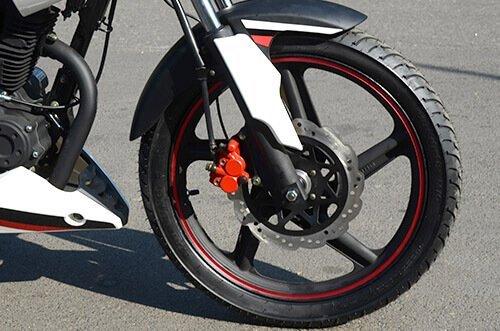 Мотоцикл TIGER-200 NEW