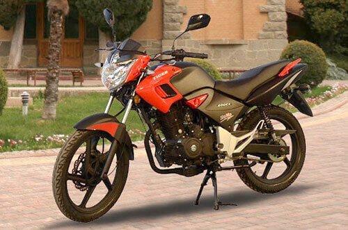Мотоцикл TIGER-200 NEW производства RATO
