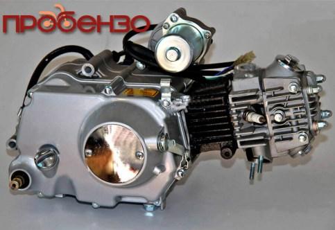 Двигатель Дельта/Альфа/Актив (110СС) | Horse