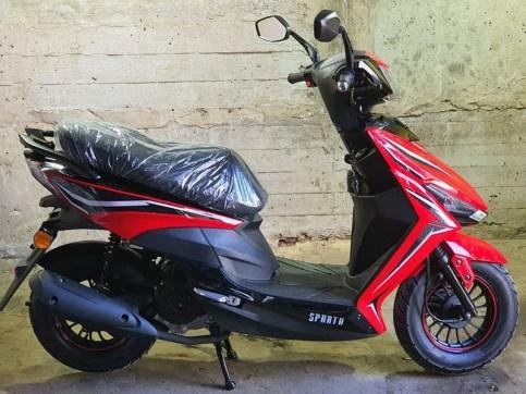 Скутер Sparta Jog 80cc