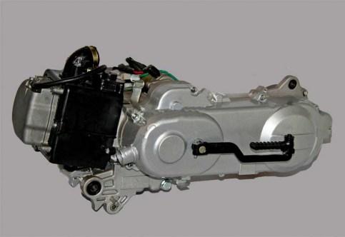 Двигатель для скутера 139QMB  (длинная база)12