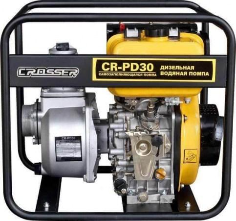 Мотопомпа CROSSER CR-PD30
