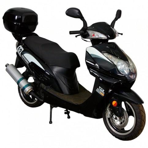 Скутер SP150S-17 | макси скутер