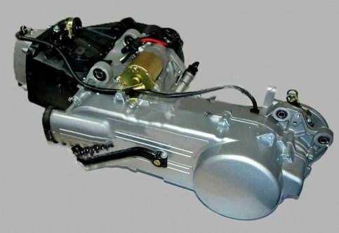 Двигатель 150сс скутер (Viper)