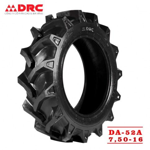 DRC 7.50-16 DA-52A | Резина на трактор