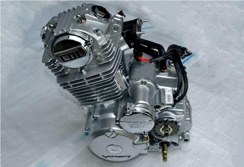Двигатель ZS150 (Viper)