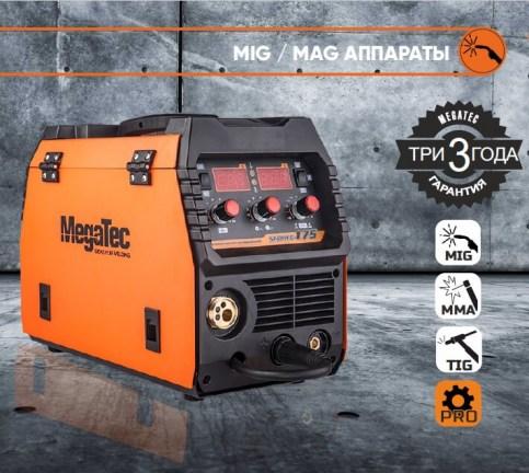 MegaTec STARMIG 205 MIG/MMA