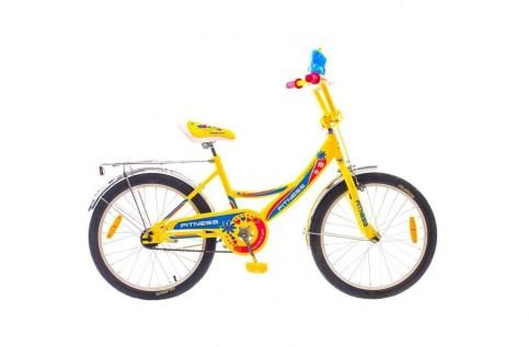 20 FITNESS|Велосипед детский