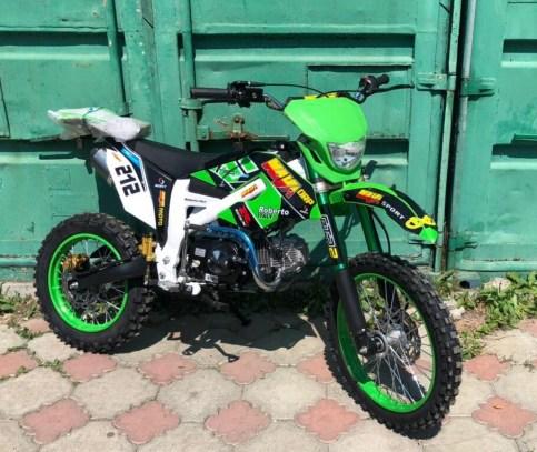 Питбайк KXD 612 125cc