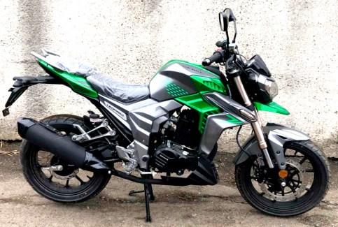 SENKE LEOPARD SK250-6 | Мотоцикл дорожный
