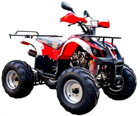 ATV 125 Hummer Junior Rider | Квадроцикл