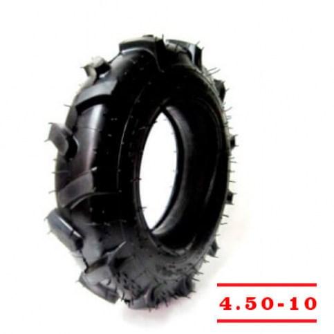 Резина на мотоблок 4.50-10 +камера