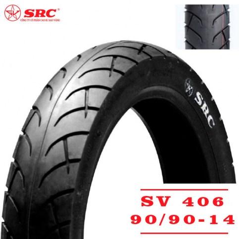 SRC 90/90-14 SV-406 | Мотопокрышка скутер