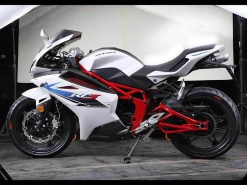 Zongshen ZS250GS-3A| Мотоцикл спорт