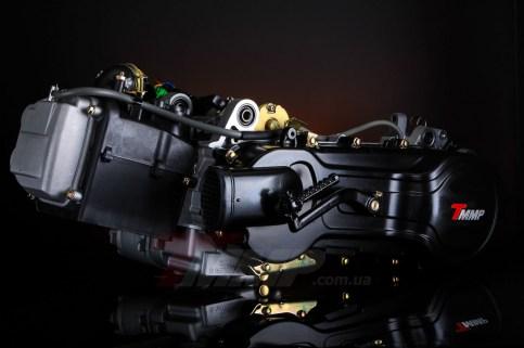 Двигатель Yaben GY6 150 скутер (TMMP)