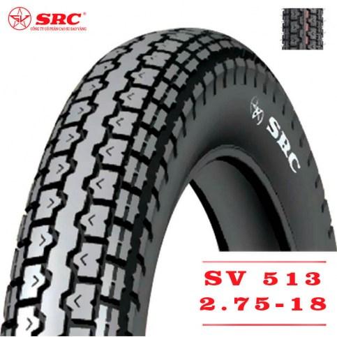 SRC 2,75-18 SV-513 | Мотопокрышка мотоцикл/мопед