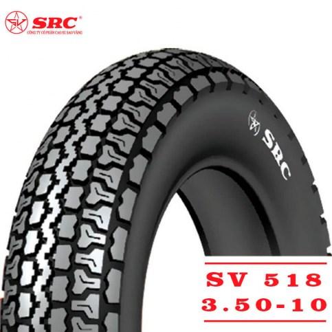 SRC 3.50-10 SV-518 | Мотопокрышка скутер