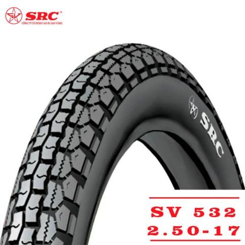 SRC 2,50-17 SV-532 | Мотопокрышка мотоцикл/мопед
