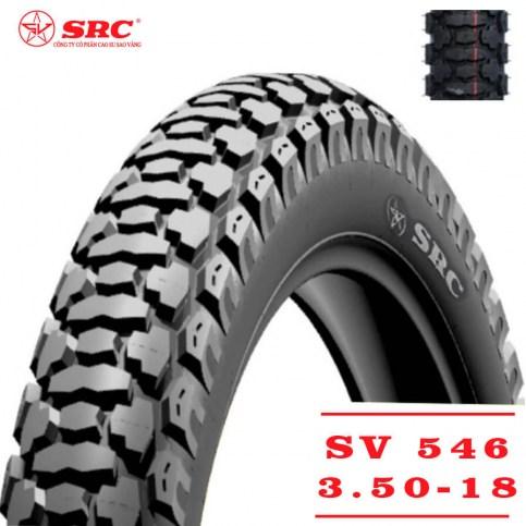 SRC 3,50-18 SV-546 | Мотопокрышка мотоцикл/мопед
