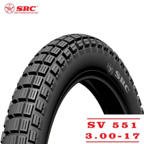 SRC 3.00-17 SV-551 | Мотопокрышка мотоцикл/мопед