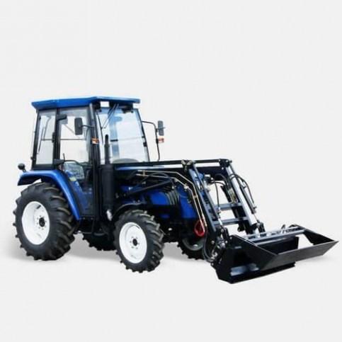 Погрузчик фронтальный для сыпучих материалов ПФ800 (к трактору ДТЗ 504)