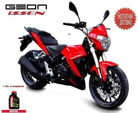 Geon Issen 250 2V   Мотоцикл спорт