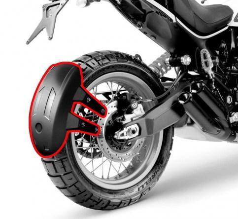 Брызговик для мотоцикла универсальный *НОВИНКА*