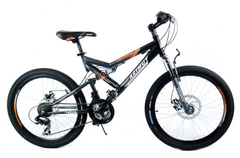 Azimut Scorpion-G-FR-D/24*17* | Велосипед спортивный