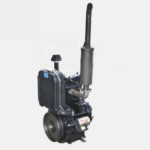 Двигатель дизельный DLH1100