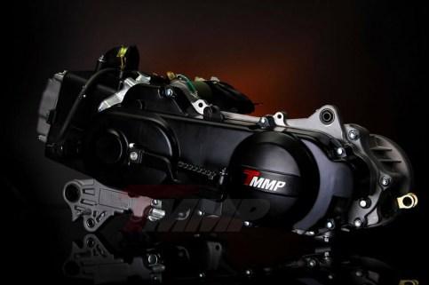 Двигатель для скутера 139QMB (длинная база)