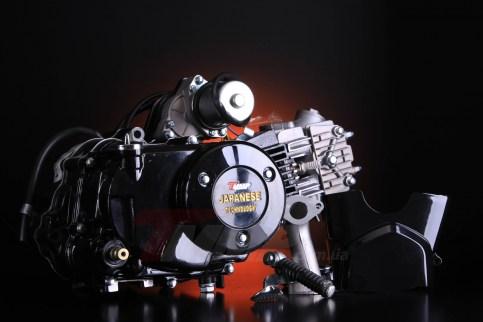 Двигатель ALPHA / DELTA / ACTIVE- 125 (автомат)