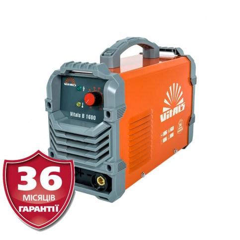 Сварочный аппарат Vitals Base B 1600