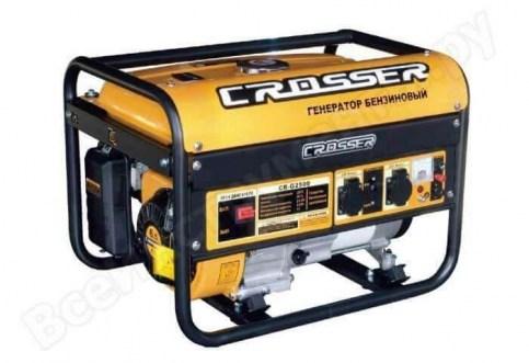 Crosser CR-WG2000/D / Электро генератор