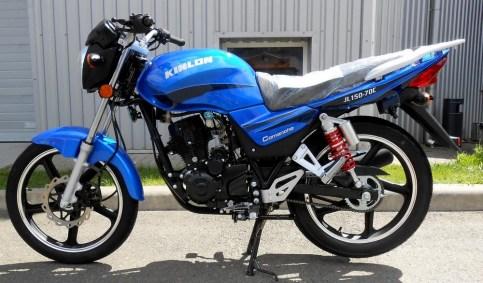 Kinlon Comanche JL150-70C | Мотоцикл дорожный