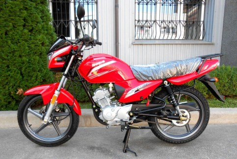 JIANSHE-JYM 150 | Мотоцикл дорожный