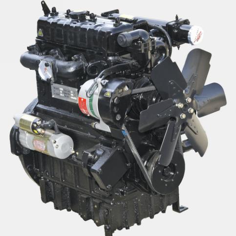 Двигатель дизельный TY395IT