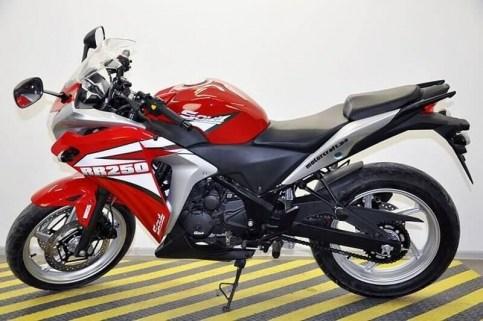 Soul CBR-250| Мотоцикл спорт