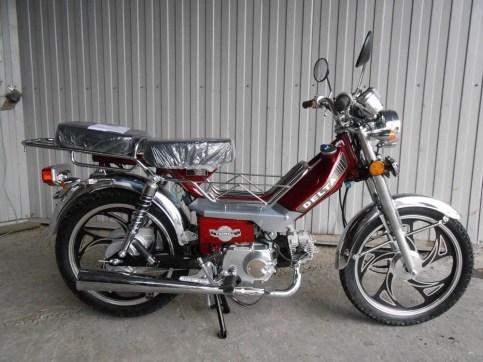 Мопед Delta 110 cc | Foxwell