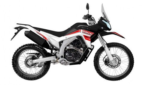 LONCIN (VOGE) LX250GY-3G DS2