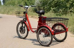 Электровелосипед SkyBike 3-CYCL ( 350W-36V)